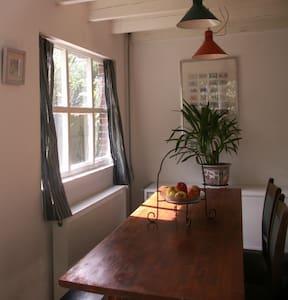 Romantisch tuinhuis bij Edelsmid - Hoogstraten - 小木屋
