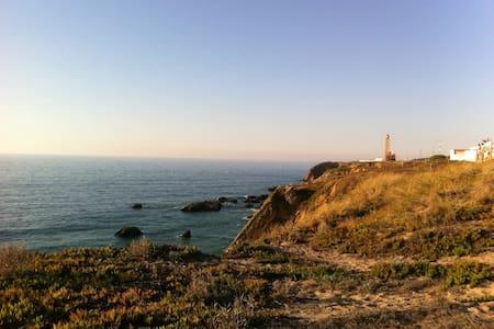 Between the Ocean and Pineforest - Marinha Grande