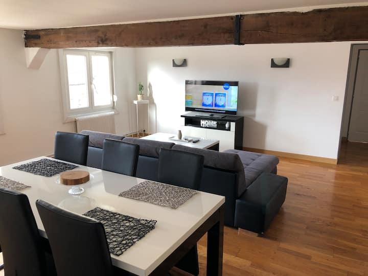 Super appartement carvin centre , 20 min de Lille