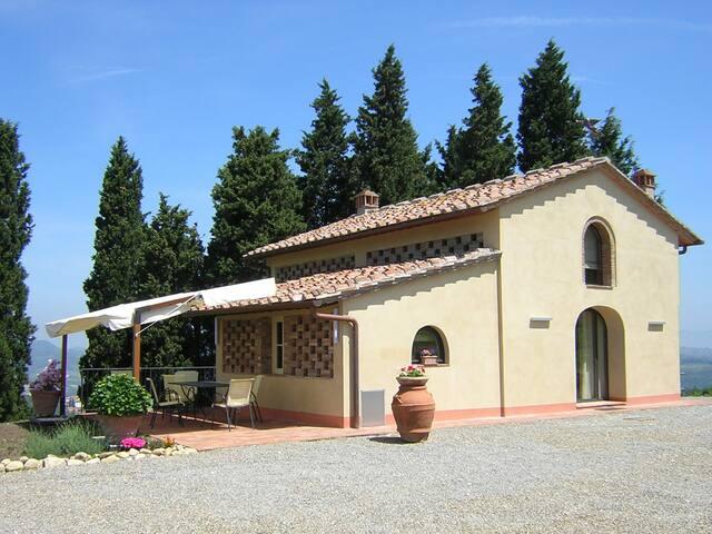 Il Colle di Sotto - a charming barn - Montelupo Fiorentino - Villa