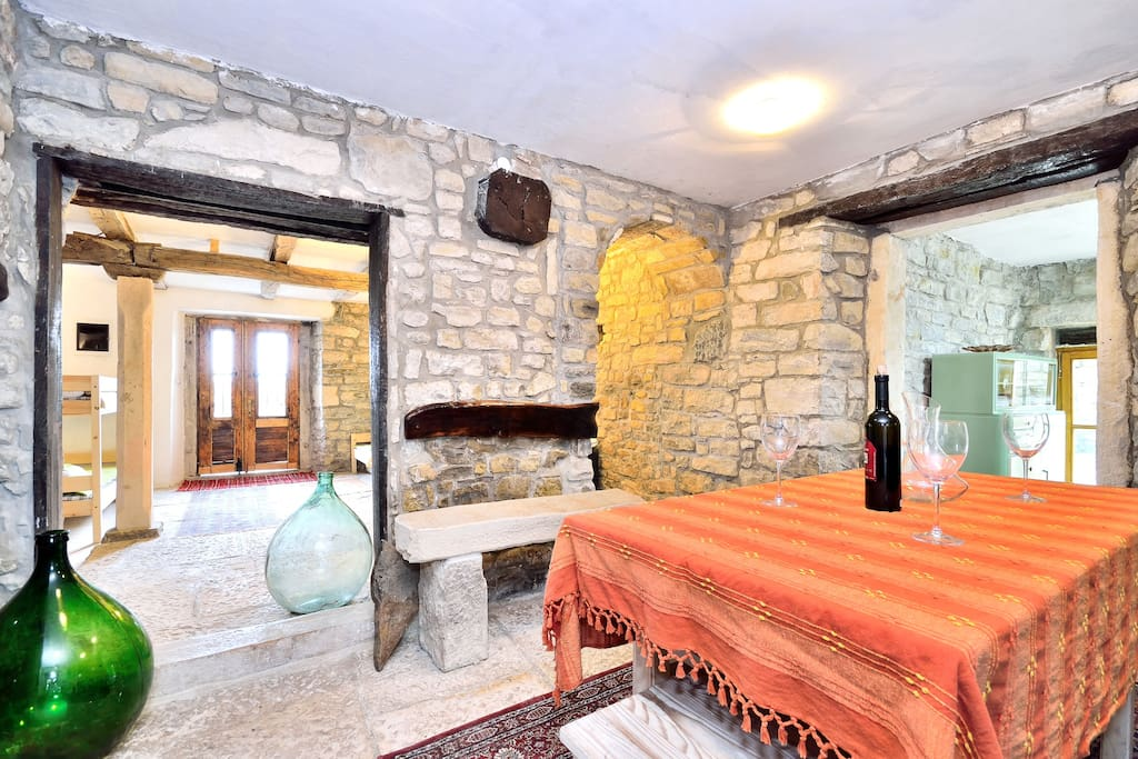 Find homes in Stranići kod Svetog Lovreča on Airbnb