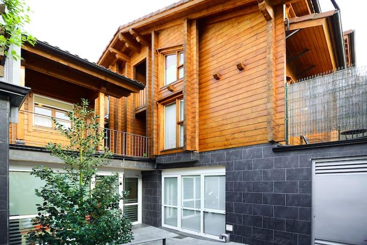 Apartment in Montseny Barcelona - St Esteve de Palautordera - Wohnung