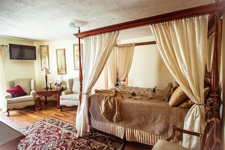 Luxury suite / honeymoon suite - Indianapolis