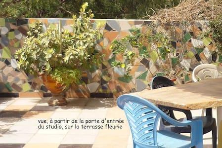 """Studio écologique """"Le Soleil Levant"""""""