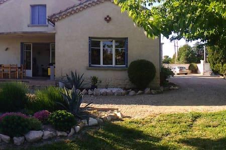 Maison au pied du Ventoux - Sarrians