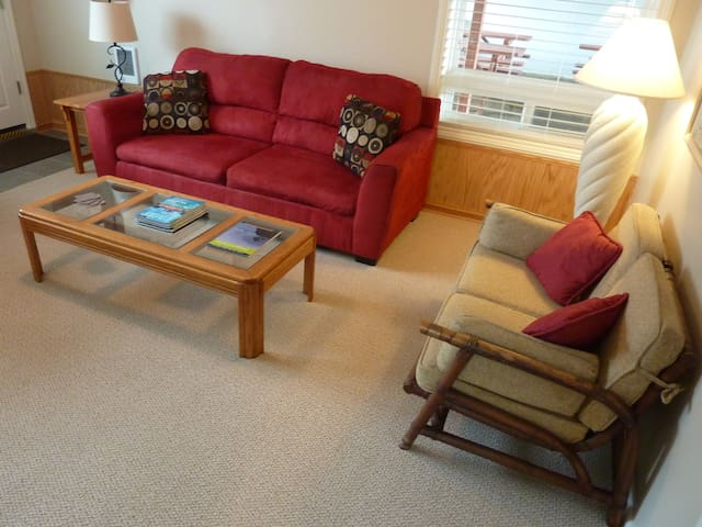Amazing Ocean Front 1 Bdrm Condo! - Rockaway Beach - Appartement