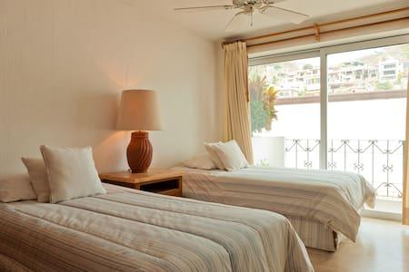 Ocean front spectacular 204 - Puerto Vallarta - Apartment