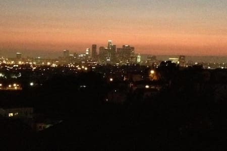Lovely Hilltop 3 Bd - downtown adj. - Los Angeles