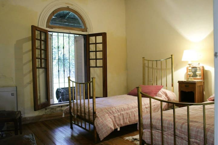 Double bedroom in our country house