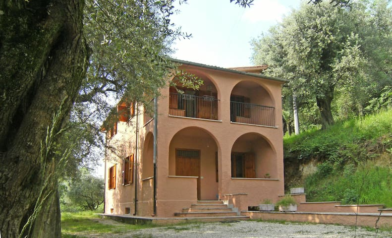 Country house with panoramic view - Palombara Sabina - Villa