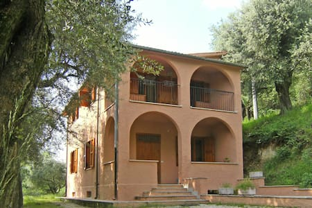 Country house with panoramic view - Palombara Sabina