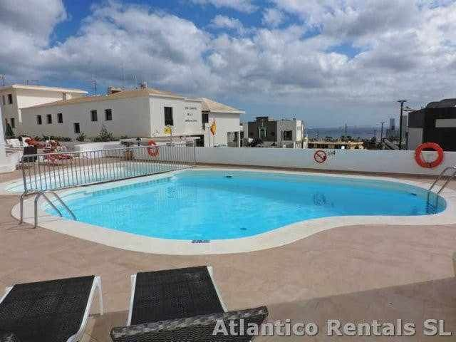 La Cumbre8A- 2 Bed-2 Bath - 1st Fl.- Air-Con-Wi-Fi
