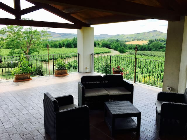 Villa Mongardi room 1