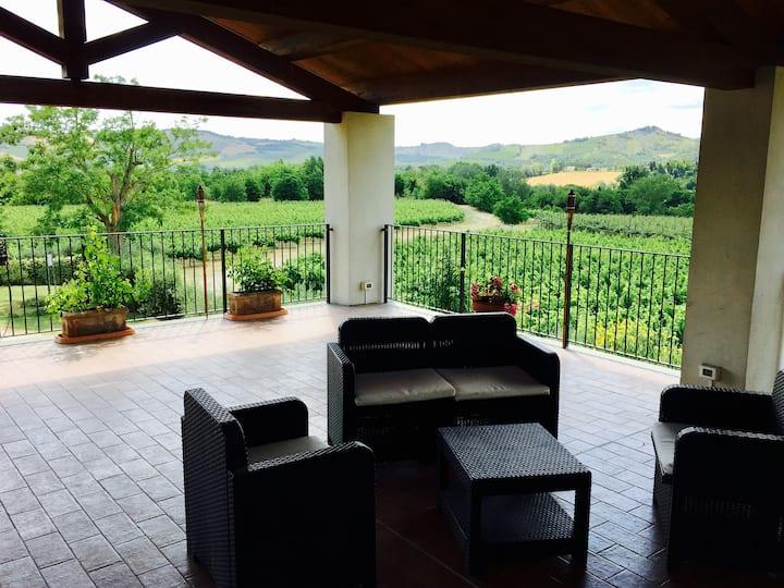 Villa Mongardi room 2