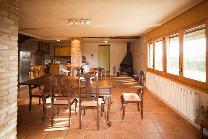 Cottage for 6 people- Collcervera