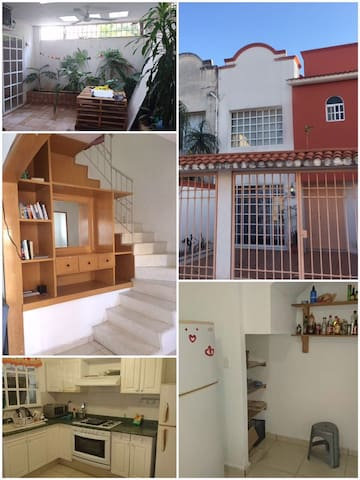 Room in Cancún, Porto Bello - 칸쿤 - 단독주택