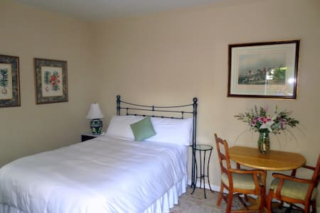 Private Garden Room- Great Locale - San Francisco - House