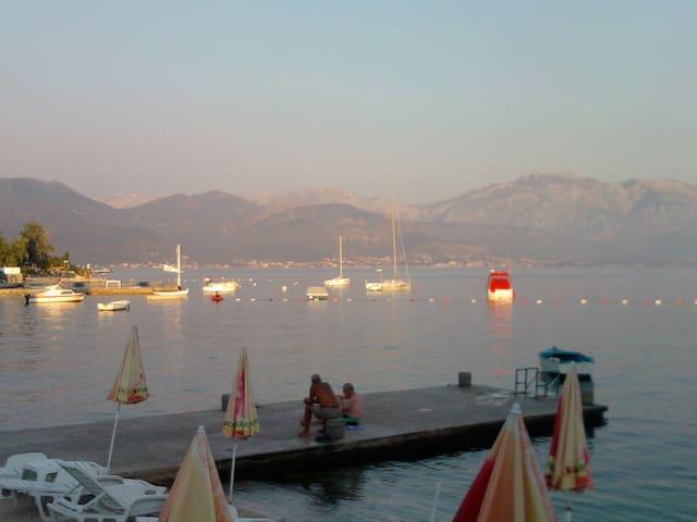 Montenegro,a cosy apt.near the seа!
