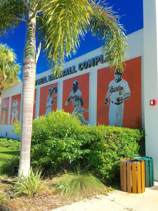 Baltimore Orioles Minor League Spring Training Complex at Twin Lakes Park