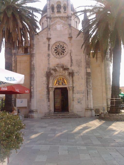 Православный храм, Херцег-Нови