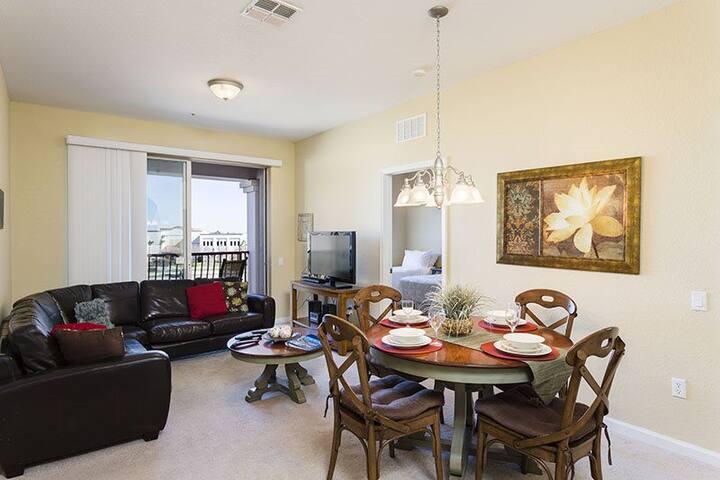 Vista Cay 3BR Apartment VC121 - Orlando - Lägenhet