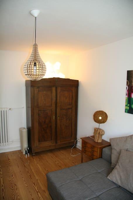 Wohnzimmer / detail living room