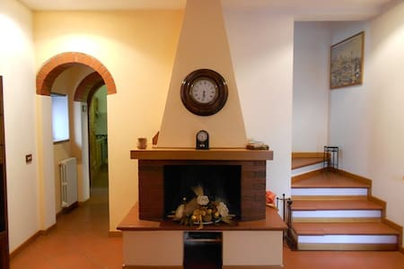 Casa Vacanze La Terrazza di Sorana - House