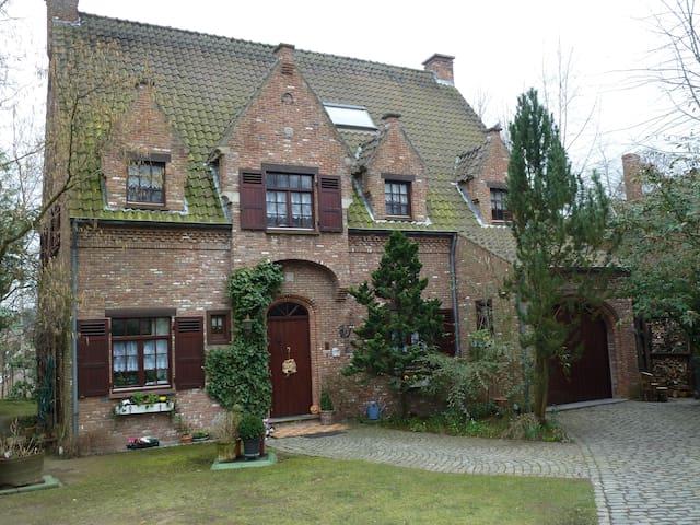 Welcome in the B&B New Trushnest - Wezembeek-Oppem - Villa