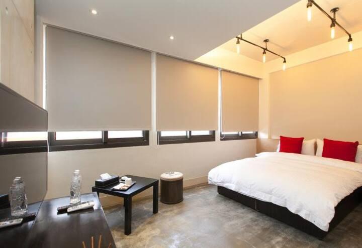 W+225 GuestHouse 輕工業旅行小旅店-L房型