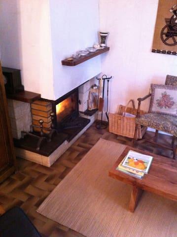 pavillon indépendant 2 chambres 5 couchages - Saint-Privé