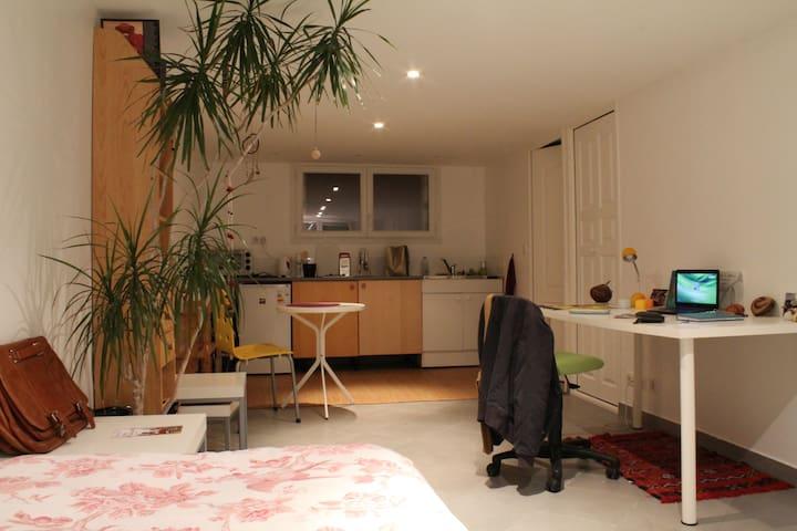 Location Studio pendant l'été - Vigneux-sur-Seine - Loft