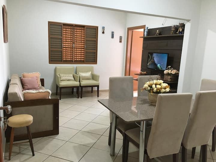 Apartamento mobilado 01 quarto (acomoda 4 pessoas)