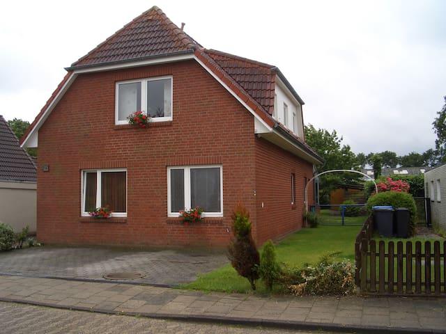 Gemütliches Apartement Sahlenburg - Cuxhaven - Appartement
