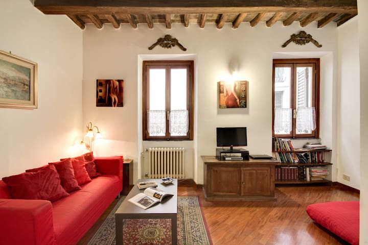 PANTHEON CHARMING ACCOMODATION - Rome - Apartment