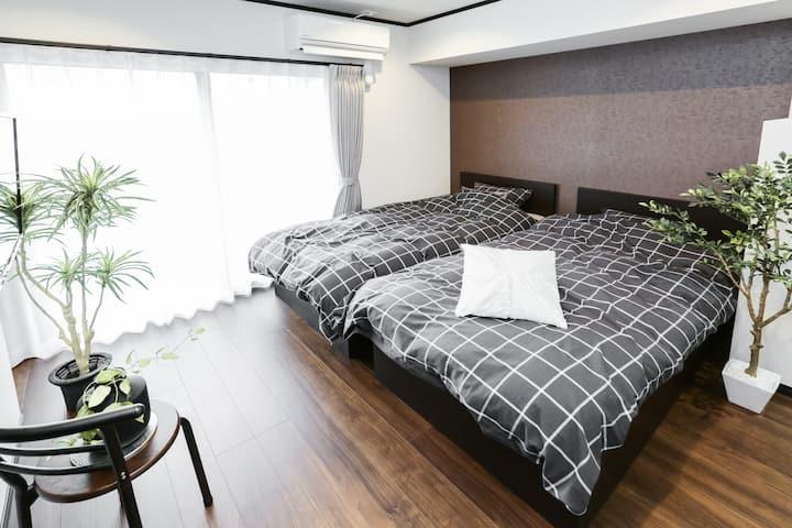 ★(#31★51)Luxury Room in Shinsakae-machi district