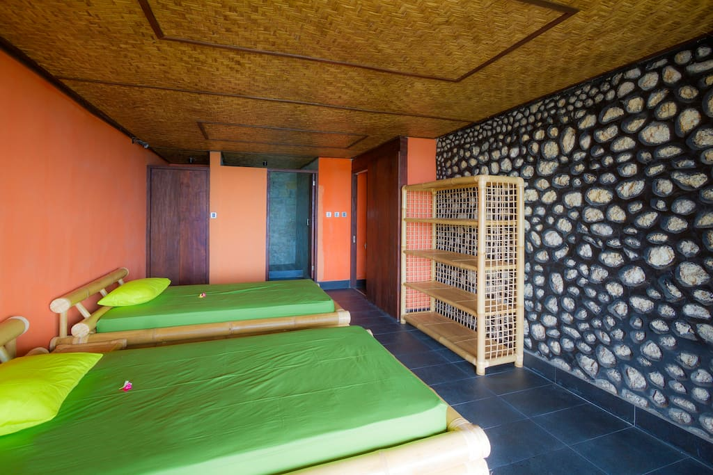 Twin room Bamboo
