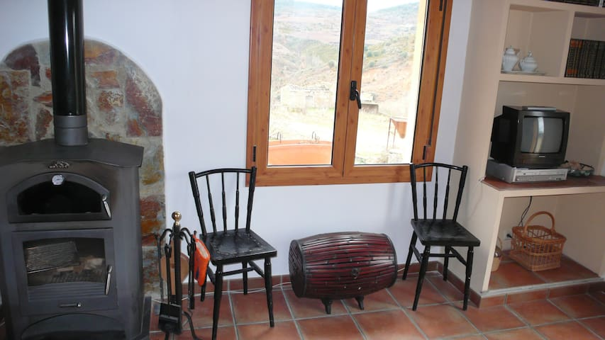 Apartamento para 2 en Tolva, cerca de Mont rebei - Tolva - Apartamento