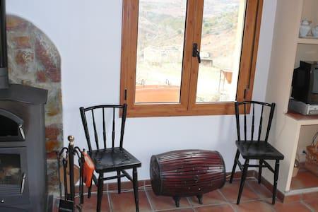 Apartamento para 2 en Tolva, cerca de Mont rebei - Tolva - Apartment