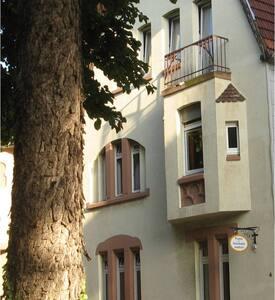 Zimmer für 2 Personen mit Erker - Worms - House