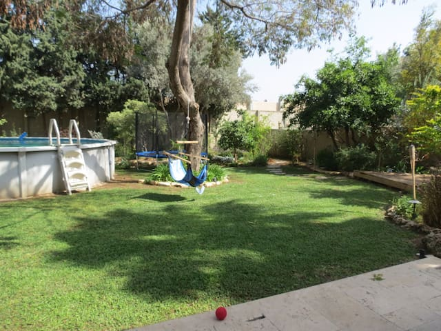 A piece of heaven by the center. - Even Yehuda - Villa