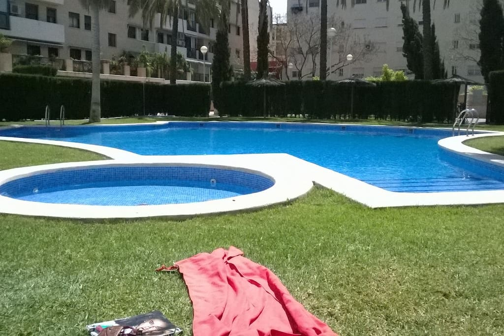 Home near beach and old town with swimming pool for What to do with old swimming pool
