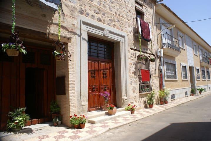 Casa rural Rincón de los recuerdos - Los Yébenes - Dům