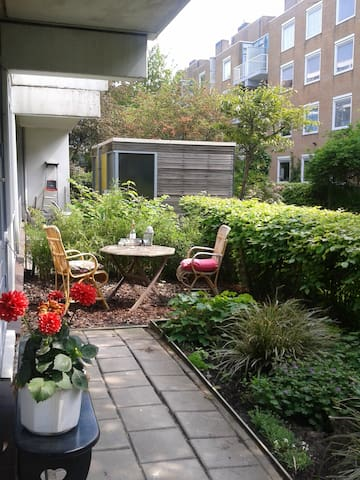 Personal private garden - only accessible to you.