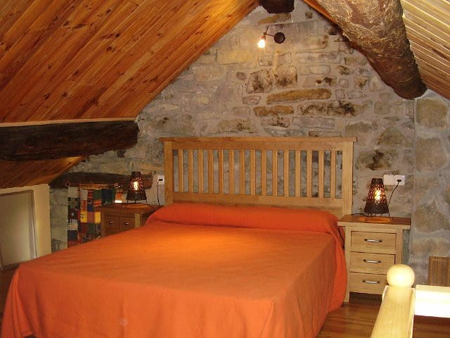 Apartment in the Spanish Pyrenees - Boltaña - Apartament