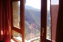 Las vistas desde el salón
