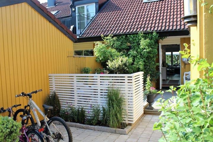 Townhouse - Lidingö - House