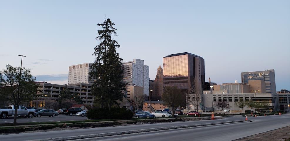 Downtown Condo