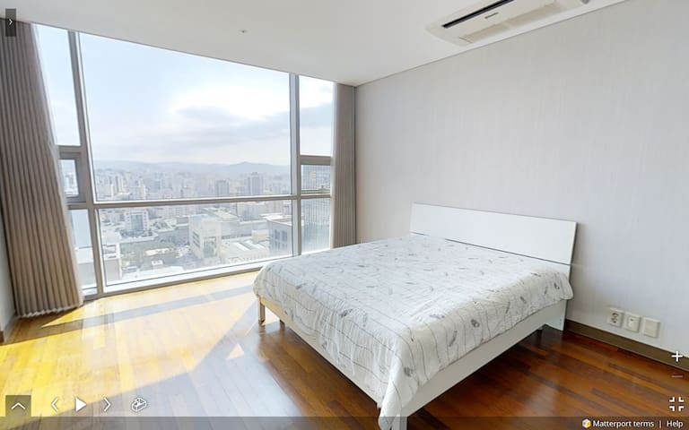 Double room with Great View @ CBD- Blue Sky Tower