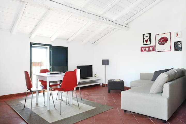 COUNTRY SUITE between Etna and sea - Catania - Casa