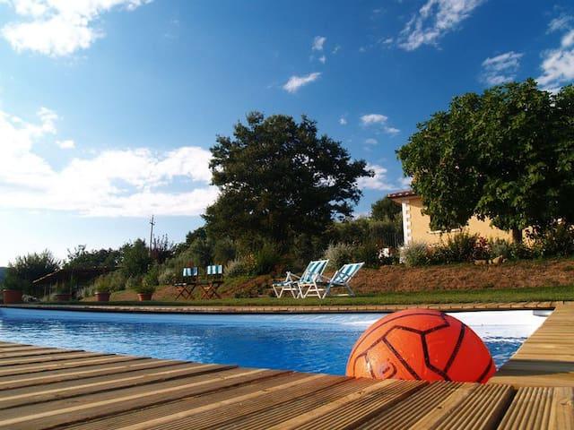 I LAPI - Catabbio - Villa
